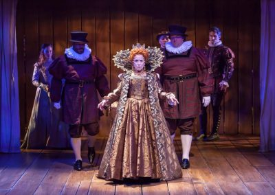 Queen Elizabeth: Sheakespeare in love
